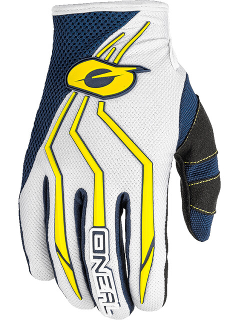 ONeal Element Gloves blue/yellow